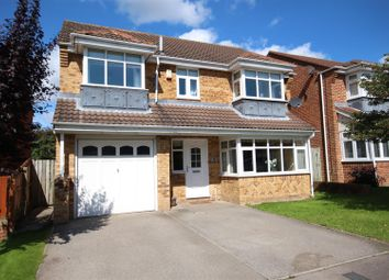 Thumbnail 5 bed detached house to rent in Trinity Park, Houghton Le Spring