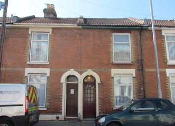 Thumbnail 4 bedroom terraced house to rent in Jessie Road, Southsea