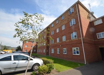 Thumbnail 2 bed flat for sale in Glan Rhymni, Splott, Cardiff