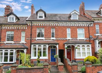 Thumbnail 4 bed terraced house for sale in Westwood Road, Leek