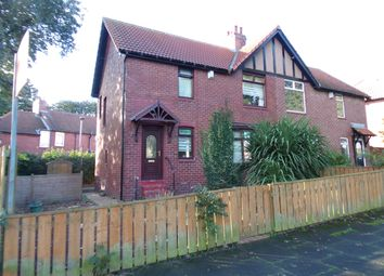 Thumbnail 3 bedroom semi-detached house for sale in The Drive, Felling, Gateshead