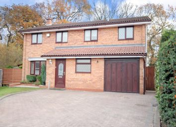 Thumbnail 5 bed detached house for sale in Tait Croft, Solihull