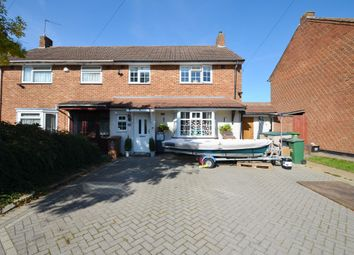Thumbnail 3 bed semi-detached house for sale in Bidhams Crescent, Tadworth