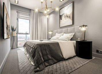 Thumbnail 1 bed flat for sale in Regent Plaza Apartments, Regent Road, Manchester