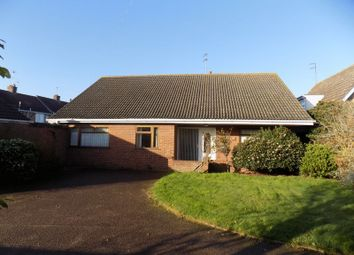 Thumbnail 3 bed detached bungalow for sale in Recreation Close, Gorleston, Great Yarmouth