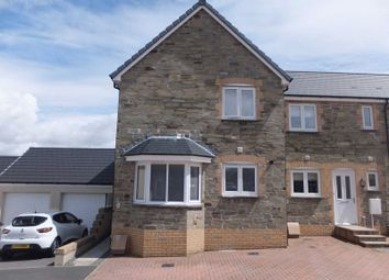 Thumbnail 3 bed terraced house for sale in Hillside Drive, Okehampton