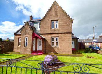 Thumbnail 3 bed detached house for sale in Cavande, Bruce Street, Lochmaben, Lockerbie
