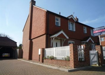 Thumbnail 2 bed property to rent in West End, Kemsing, Sevenoaks