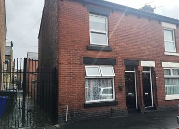 Thumbnail 2 bed end terrace house for sale in Hobart Street, Manchester