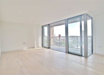 Thumbnail 1 bed flat to rent in Heritage Tower, Liberty Building, East Ferry Road, London