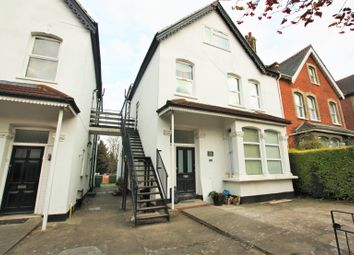 Thumbnail 3 bedroom flat for sale in Sunningfields Road, London