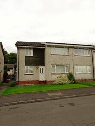 Thumbnail 2 bedroom flat for sale in Kirkton Crescent, Coatbridge