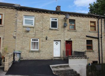 Thumbnail 2 bedroom terraced house to rent in Holywell, Linthwaite, Huddersfield