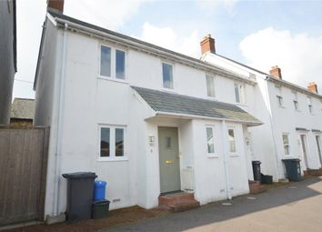 Thumbnail 2 bed end terrace house to rent in Weatherill Court, Vine Passage, Honiton, Devon