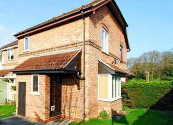 Thumbnail 1 bed end terrace house to rent in Holly Acre, Dunstable