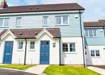 Thumbnail 3 bed terraced house to rent in Harvey Way, Saffron Walden