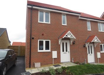 Thumbnail 2 bedroom semi-detached house for sale in Rutherford Close, Calne