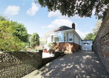 Thumbnail 3 bed detached bungalow for sale in Jefferies Lane, Goring-By-Sea, Worthing