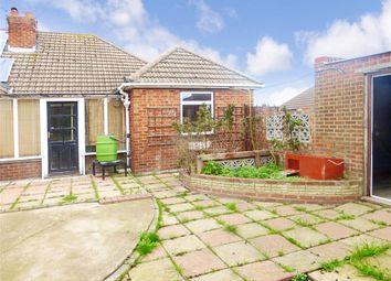 Thumbnail 2 bed semi-detached bungalow for sale in Cliftonville Avenue, Ramsgate, Kent
