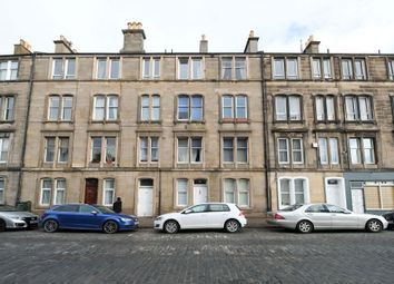 Thumbnail 1 bed flat for sale in Dalmeny Street, Edinburgh