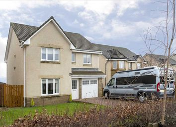 Thumbnail 4 bedroom detached house for sale in Cotland Drive, Falkirk