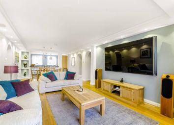 Thumbnail 3 bed flat for sale in Lancaster Drive, Canary Wharf