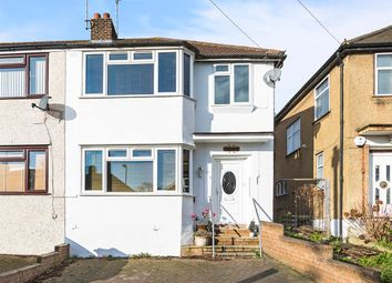 Thumbnail 3 bed end terrace house for sale in Hadden Way, Greenford