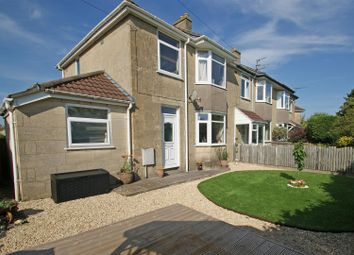 Thumbnail 4 bed end terrace house for sale in Bloomfield Drive, Odd Down, Bath