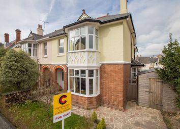 Thumbnail 4 bed semi-detached house for sale in Thurlestone Road, Newton Abbot