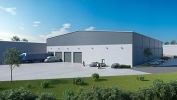 Thumbnail Light industrial to let in Cardington Point, Design & Build, Telford Way, Bedford, Bedfordshire