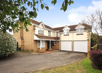 Thumbnail 5 bedroom detached house for sale in Knaphill, Woking, Surrey
