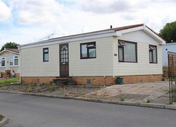 Thumbnail 2 bed mobile/park home for sale in Ash Grove, Woodland Park, Waunarlwydd