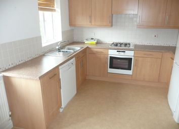 Thumbnail 4 bedroom town house to rent in Heol Dewi Sant, The Heath, Cardiff, Cardiff