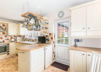 Thumbnail 4 bed property to rent in Hulles Way, North Baddesley, Southampton