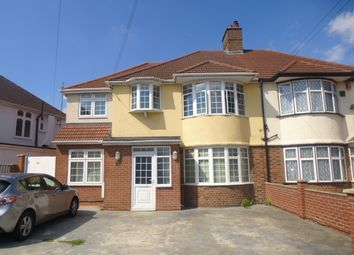 Thumbnail 4 bedroom semi-detached house for sale in Burns Way, Heston