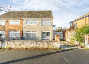 Thumbnail 3 bed semi-detached house for sale in Woodchurch Road, Prenton