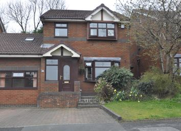 Thumbnail 4 bed detached house for sale in Breckland Close, Stalybridge