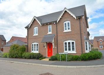 Thumbnail 3 bedroom detached house for sale in Circuit Drive, Long Eaton, Nottingham