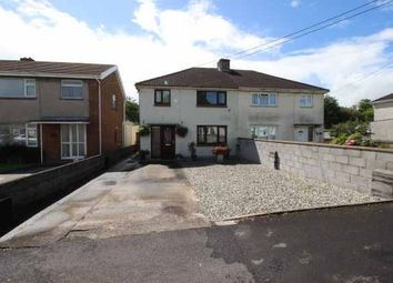 Thumbnail 3 bed semi-detached house for sale in Woodfield Road, Ammanford, Dyfed