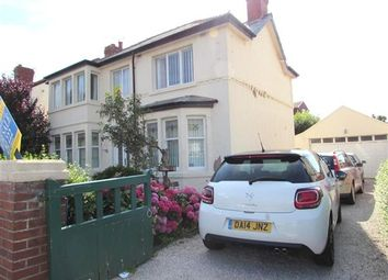 Thumbnail 5 bedroom property for sale in Bispham Road, Thornton Cleveleys