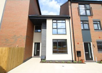 Thumbnail 3 bed terraced house for sale in Johnsons Wharf Leek Road, Hanley, Stoke-On-Trent