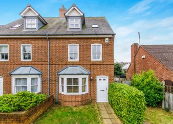 Thumbnail 4 bed end terrace house for sale in Elgar Bretts Court, Gordon Road, Canterbury