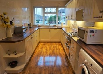Thumbnail 4 bed detached house for sale in Norbreck Close, Warrington