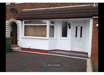 Thumbnail 3 bedroom terraced house to rent in Stanley Road, Walsall
