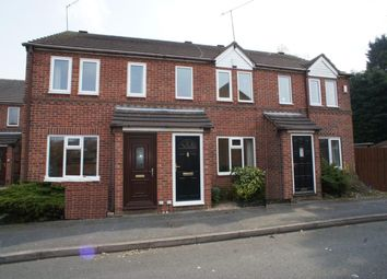Thumbnail 2 bedroom town house to rent in Derventio Close, Derby