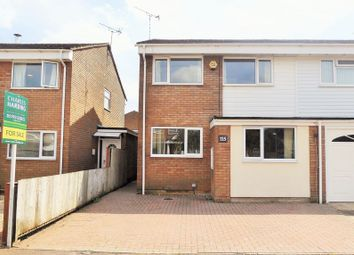 Thumbnail 3 bedroom semi-detached house for sale in Eastmere, Swindon
