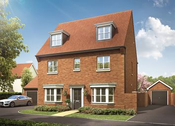 """Thumbnail 5 bedroom detached house for sale in """"The Newton"""" at Hollow Lane, Broomfield, Chelmsford"""