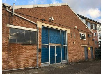 Thumbnail Light industrial to let in Unit 4 Brooklands Approach, Romford
