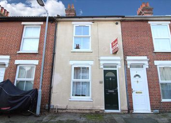 Thumbnail 3 bed terraced house for sale in Bradley Street, Ipswich