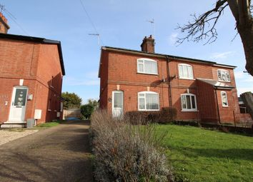 Thumbnail 3 bed semi-detached house for sale in Claude Oliver Close, Bromley Road, Lawford, Manningtree
